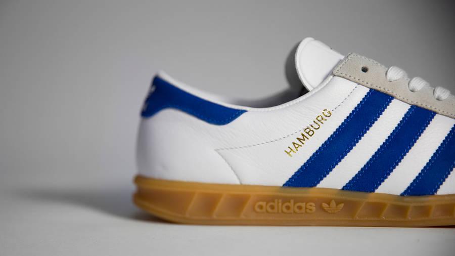 adidas Originals Hamburg Pack Frost Blue   Where To Buy ...