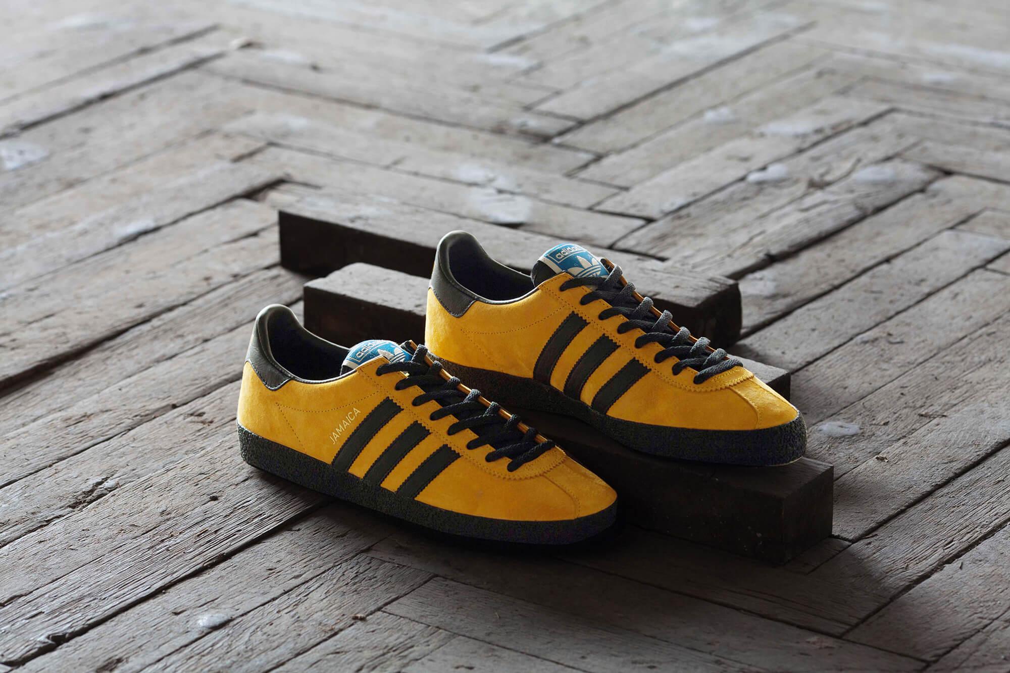 adidas originals jamaica trainers