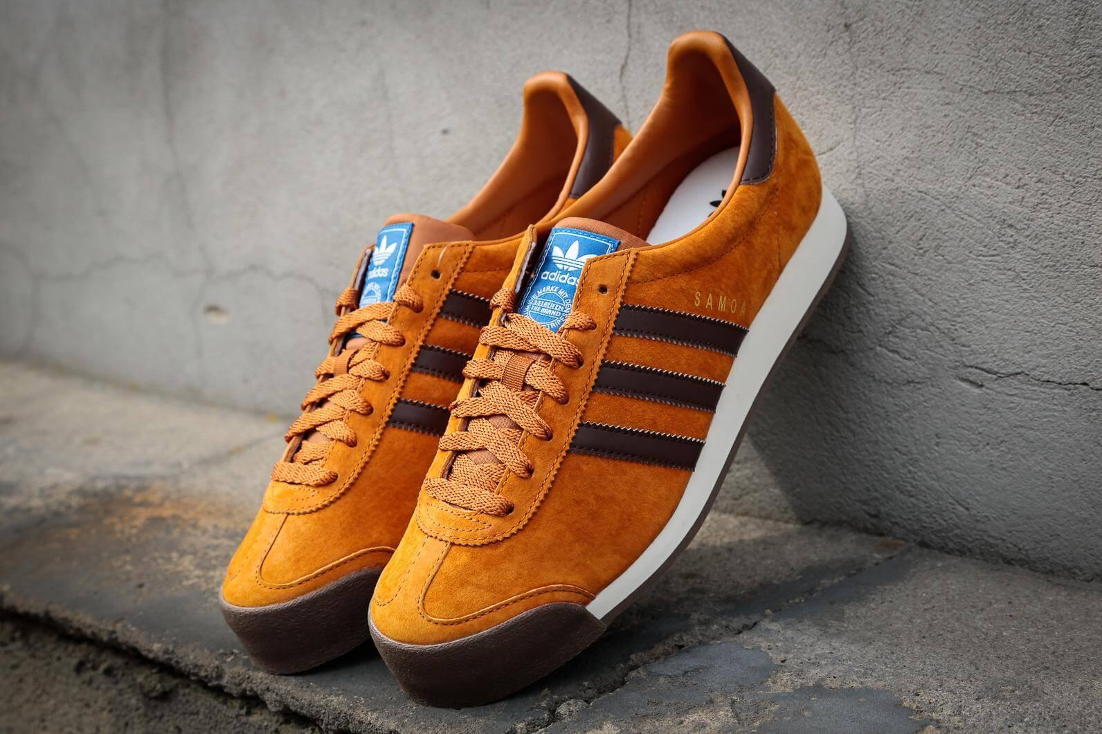 adidas samoa orange Online Shopping for