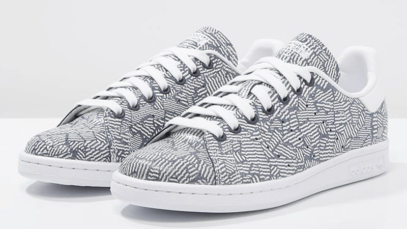 adidas stan smith geometric