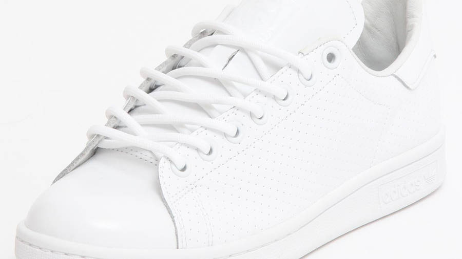 adidas Stan Smith Perforated Triple