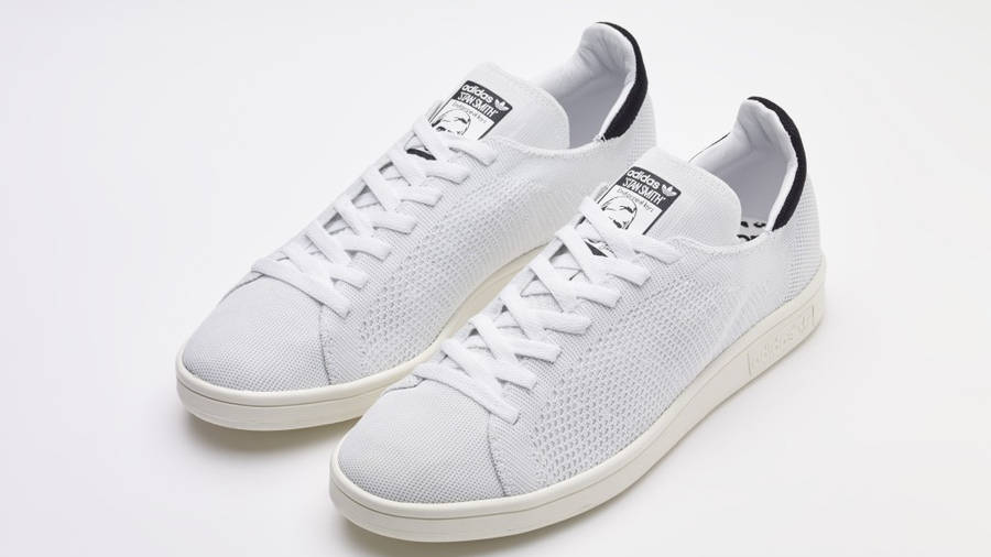 pesado pétalo Conexión  adidas Stan Smith Primeknit White Black | Where To Buy | S77529 | The Sole  Supplier