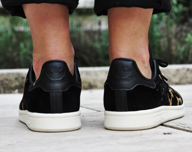 adidas stan smith dames leopard