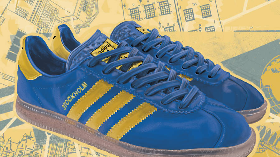adidas Stockholm OG | Where To Buy | 98888 | The Sole Supplier