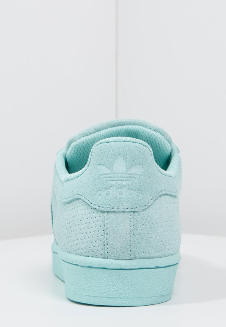 The Adidas Superstar Clear Aqua Has Already Launched Tenis