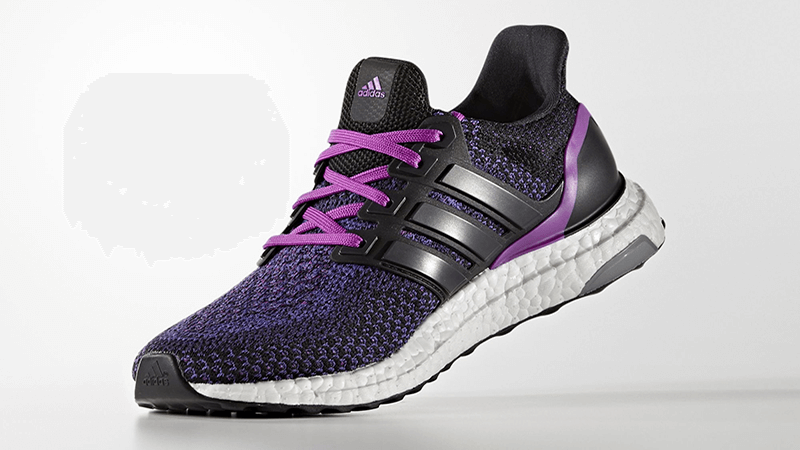 adidas boost Purper