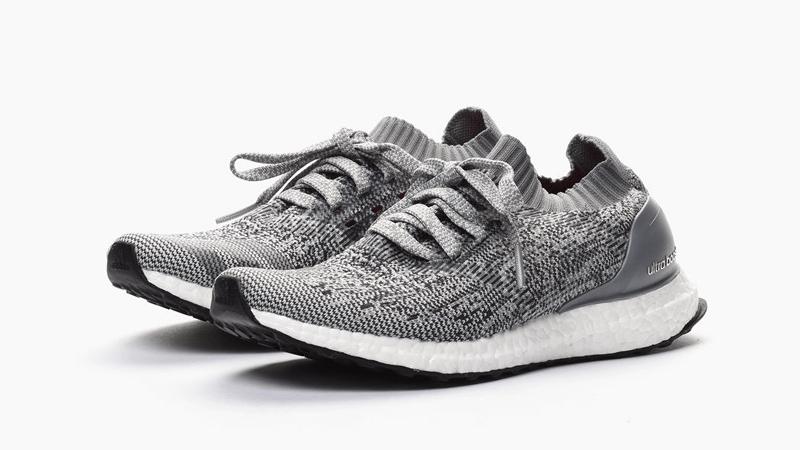 adidas Ultra Boost Uncaged Womens Grey