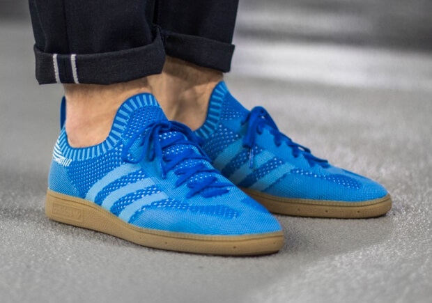 adidas Very Spezial Primeknit Blue