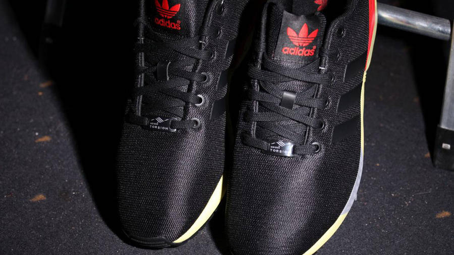 adidas ZX Flux Core Black Red   Where