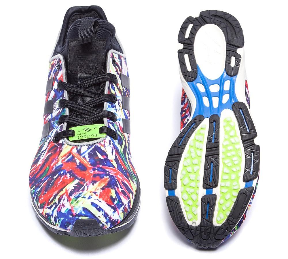 zx flux adidas nps