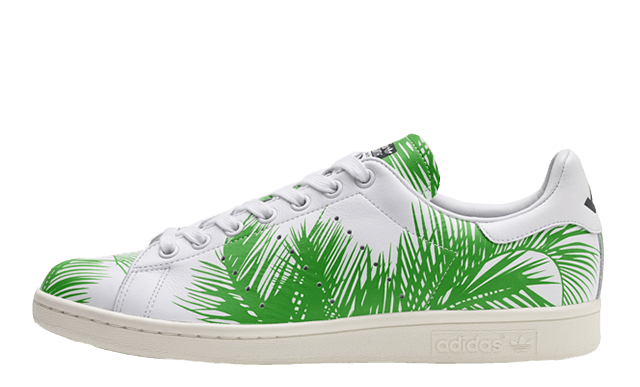 Adidas-x-Pharrell-x-BBC-Stan-Smith-Palm-Tree-Green