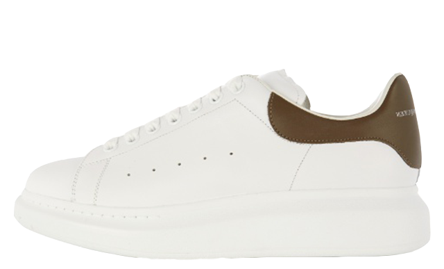 Alexander-Mcqueen-Raised-Sole-Low-White-Leather-Brown