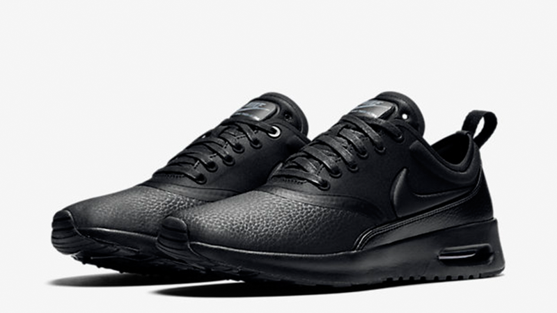 Beautiful x Nike Air Max Thea Ultra Premium Black