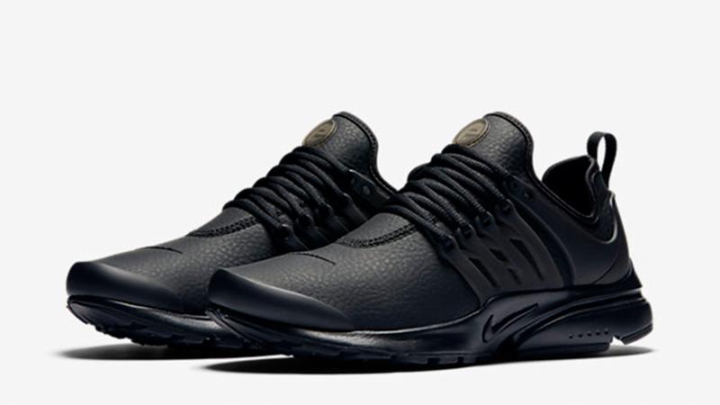 Beautiful x Nike Air Presto Premium Black