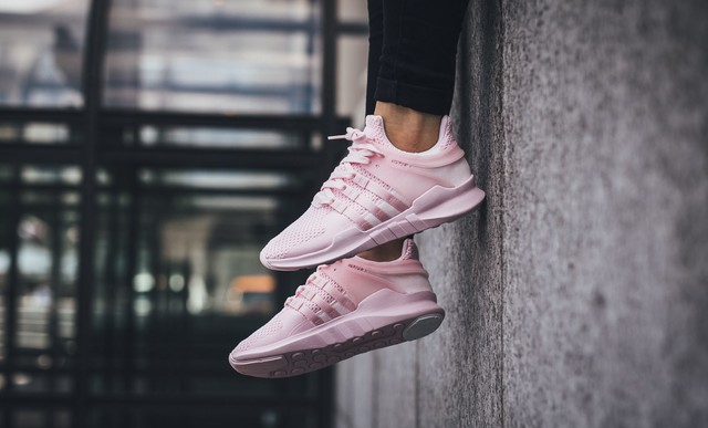 adidas EQT ADV Womens Pink Rose   Where To Buy   BB1361   The Sole ...