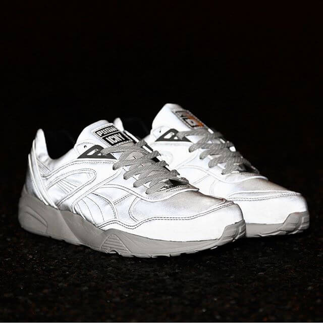 ICNY x PUMA Trinomic R698 Pack Silver Where To Buy TBC