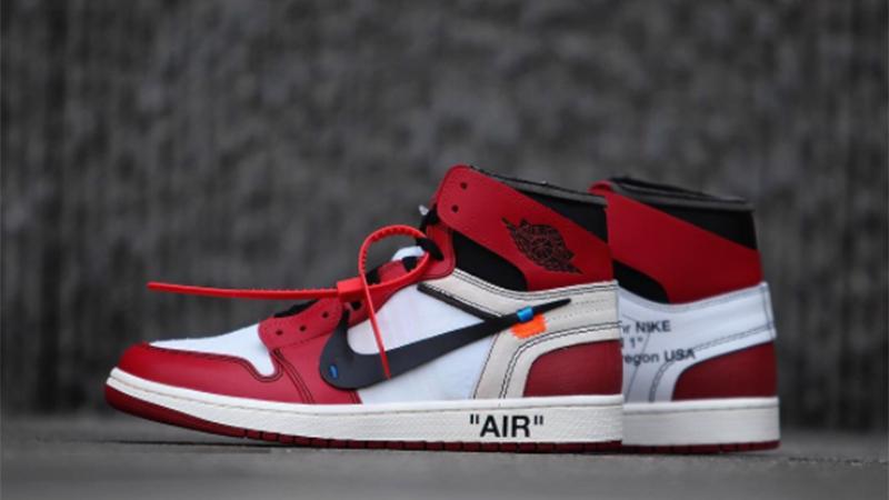 Sedante Groseramente Virgen  Off-White x Nike Air Jordan 1 - Where To Buy - AA3834-101 | The Sole  Supplier