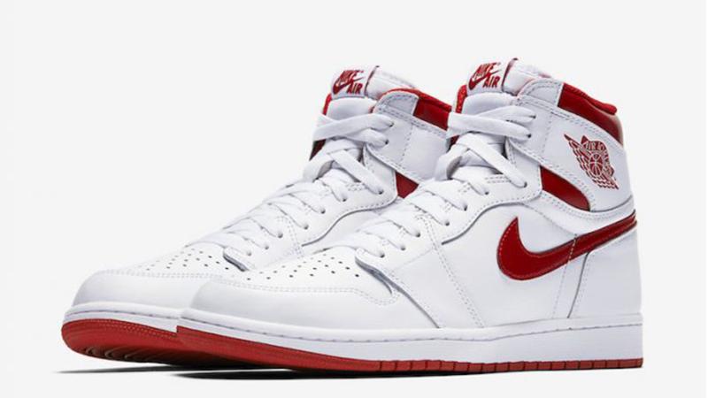 Jordan 1 Metallic Red | Where To Buy