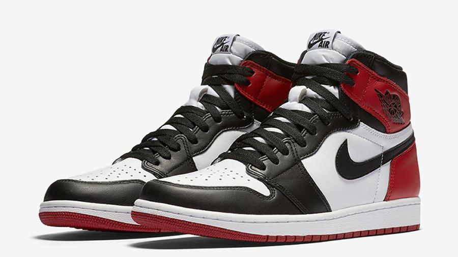 Jordan 1 Black Toe   Where To Buy