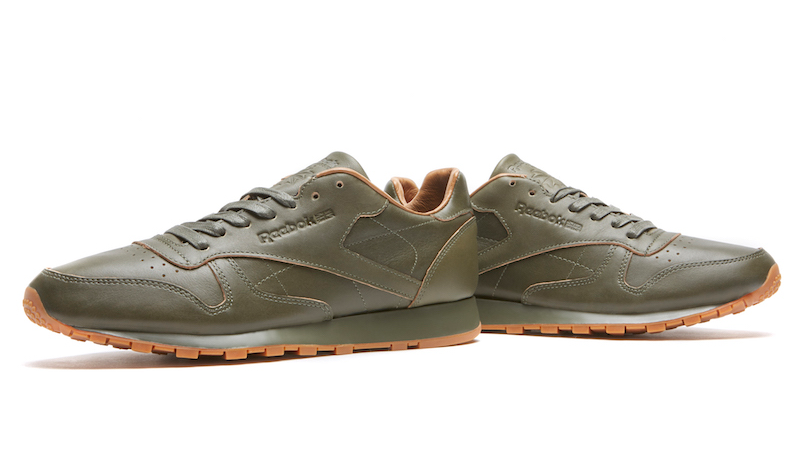 Grabar cliente pausa  Kendrick Lamar x Reebok Classic Leather Lux Olive Gum | Where To Buy |  BS7465 | The Sole Supplier