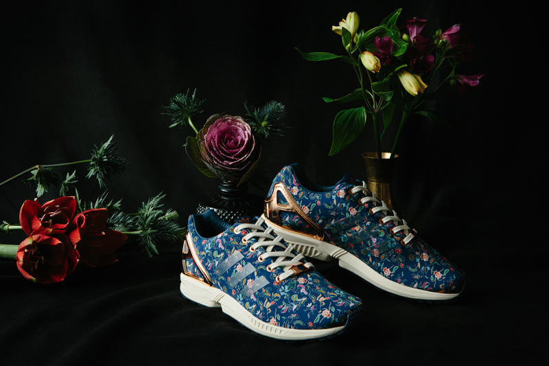 adidas flux limited edition rose gold