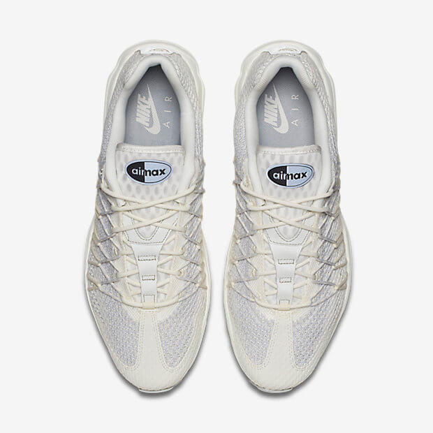 best prices casual shoes outlet for sale Nike Air Max 95 Ultra Jacquard Sail Summit White - Where To Buy ...