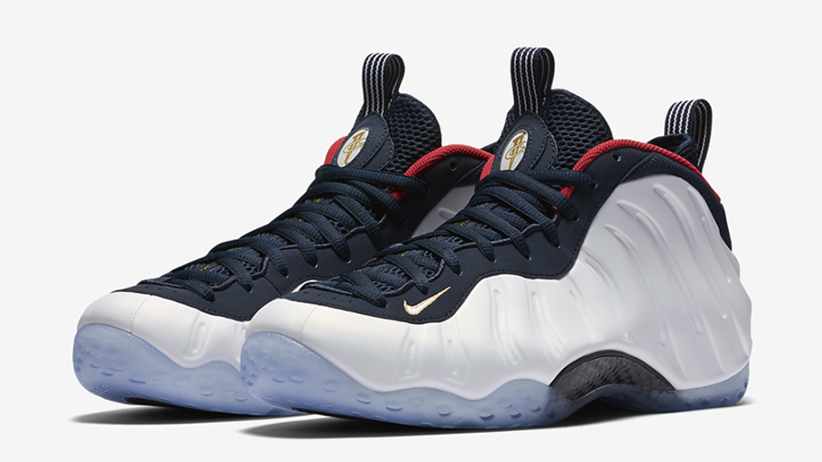 2018 Nike Air Foamposite One Denim? Obsidian University ...