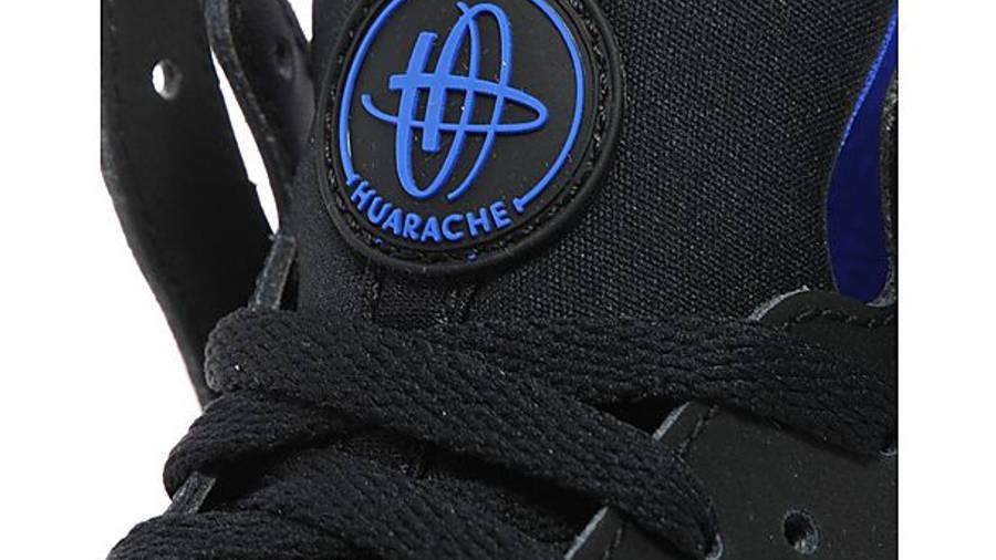 Ambiguo Sinceridad caminar  Nike Air Flight Huarache Black Lyon Blue   Where To Buy   705005-002   The  Sole Supplier