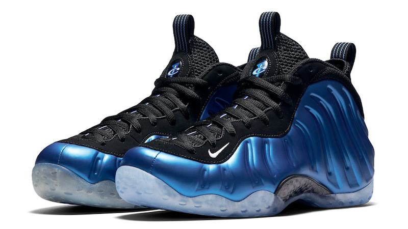 Air Foamposite Nike Air Foamposite One Royal XX - Where To Buy - 895320-500 | The ...