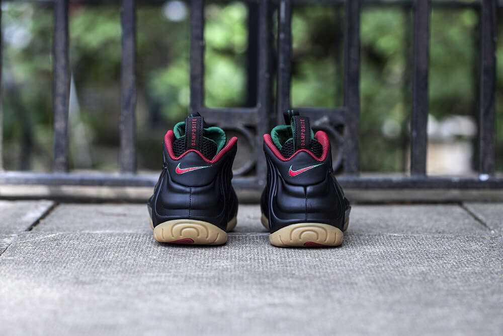 Nike Air Foamposite Pro Gorge Green