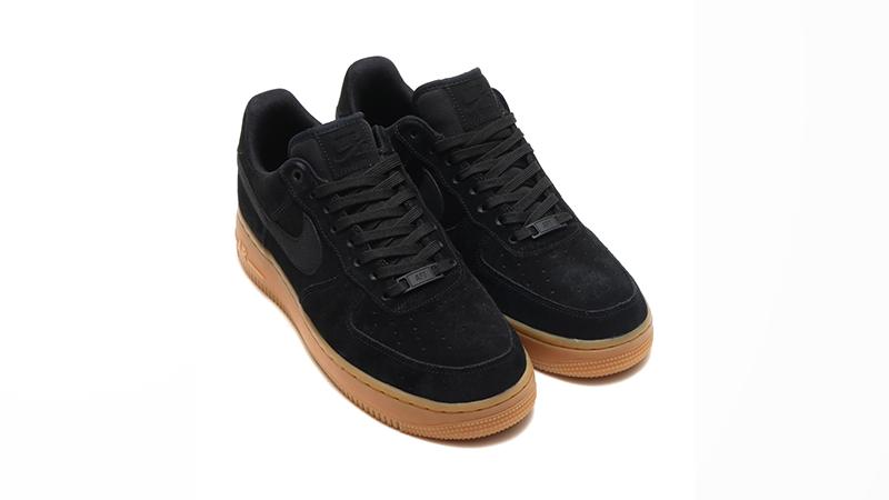 Nike Air Force 1 07 LV8 Black Gum