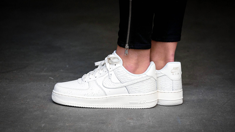 nike air force 1 technology