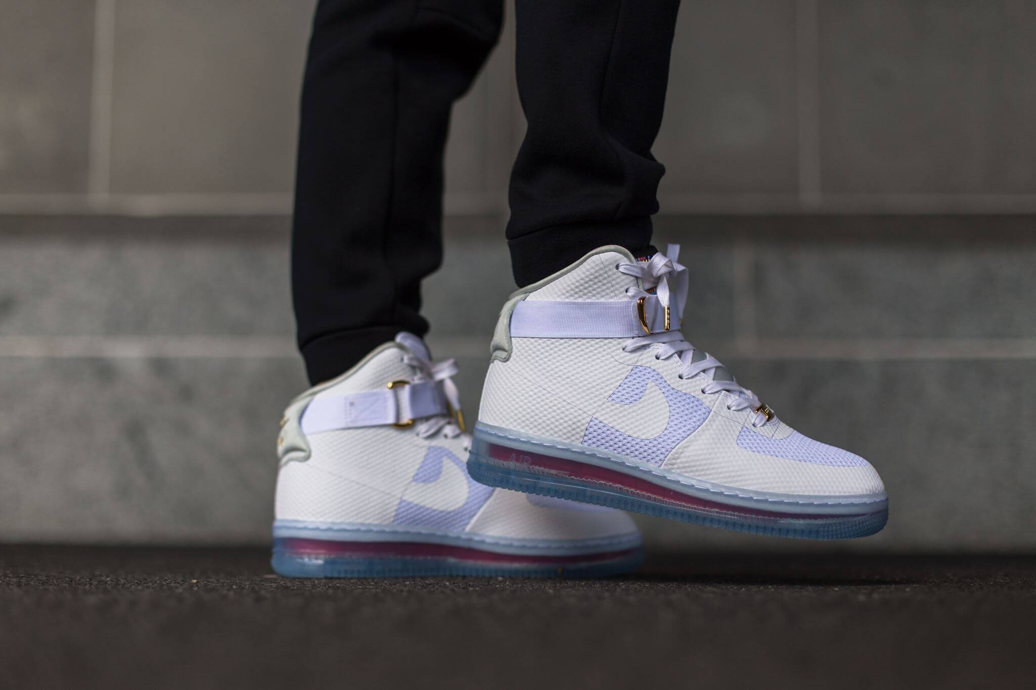Nike Air Force 1 Comfort Lux QS White Where To Buy