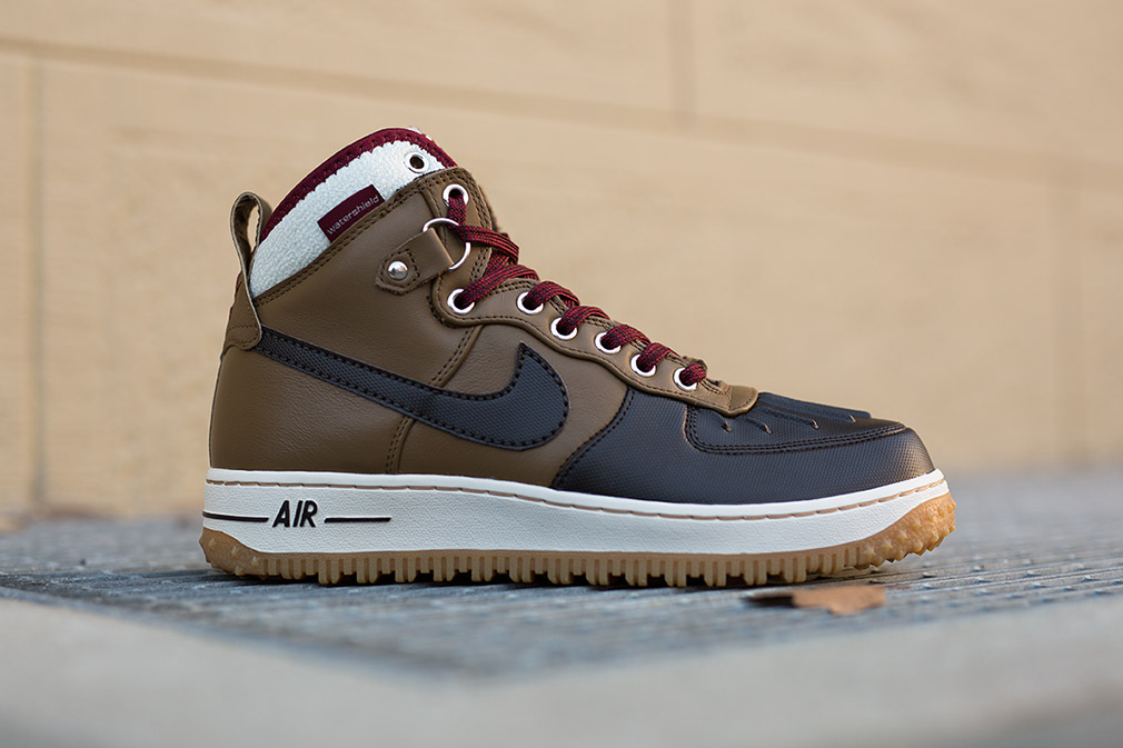 nike air force 1 winter boots