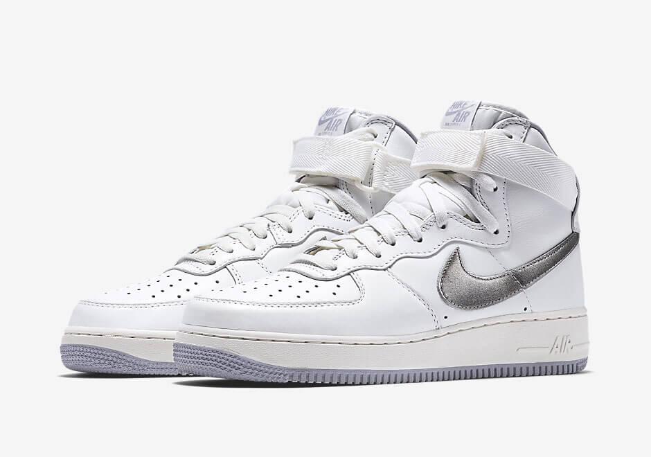Nike Air Force 1 High Retro QS Summit White