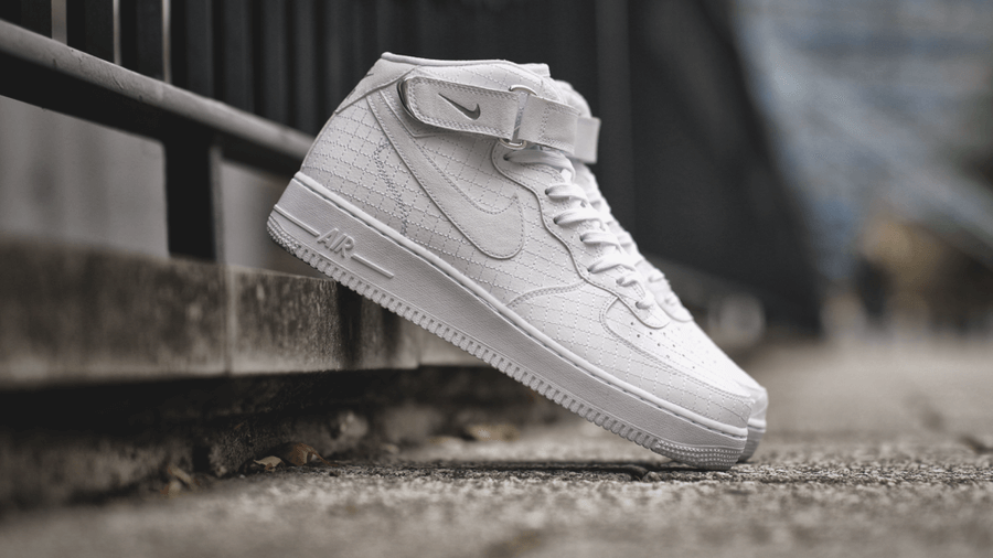 Nike Air Force 1 LV8 Mid Elevate White