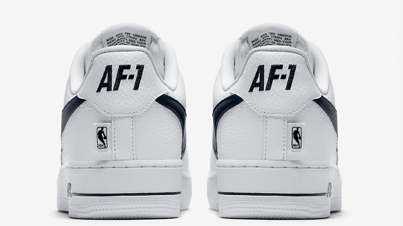 Nike Air Force 1 Low NBA Pack White Black