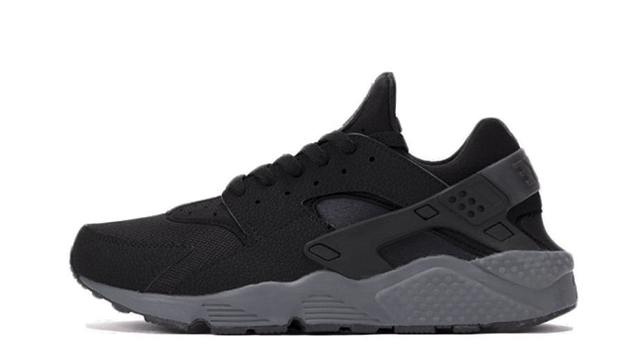 Nike Air Huarache Black Dark Grey | Where To Buy | 318429-010 ...