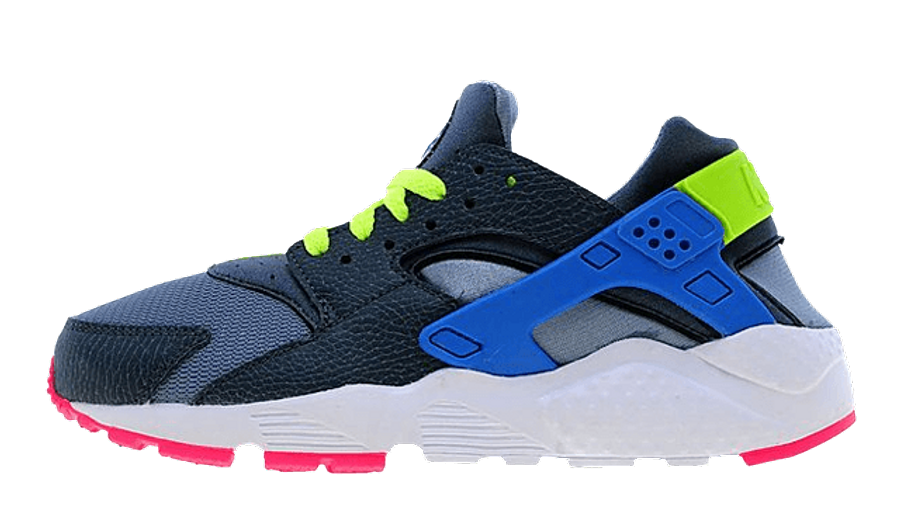 Nike Air Huarache Junior Grey Pink | Where To Buy | undefined ...