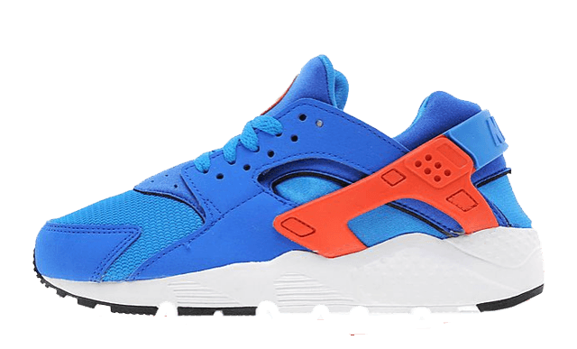 Nike Air Huarache Junior Royal Blue