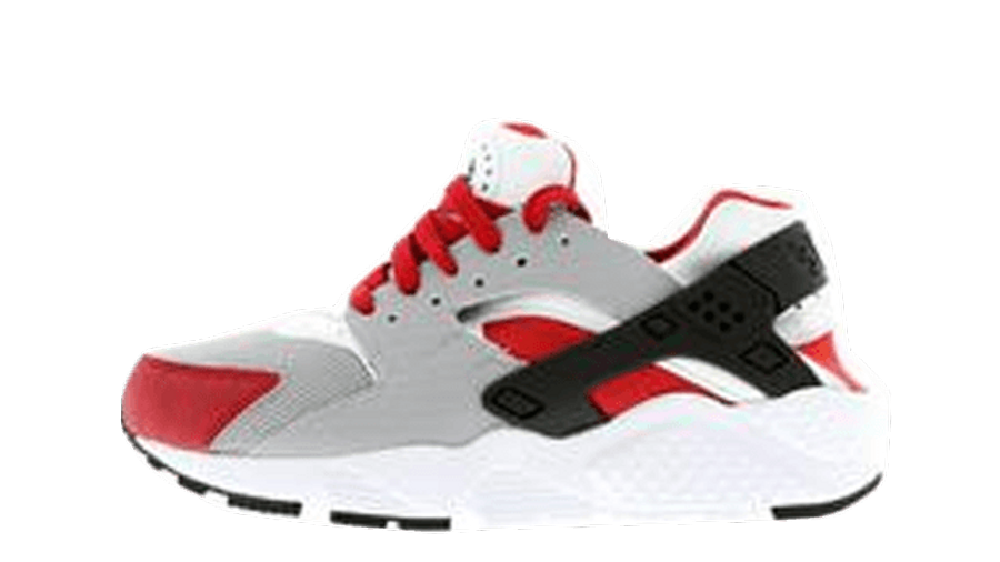 talento servir gusano  Nike Air Huarache Kids Wolf Grey Red | Where To Buy | TBC | The Sole  Supplier