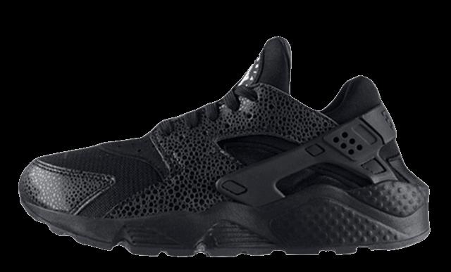 Nike Air Huarache LE Lizard Black