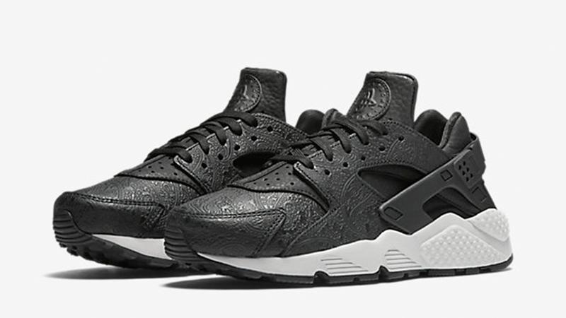 Nike Air Huarache Run Black Premium