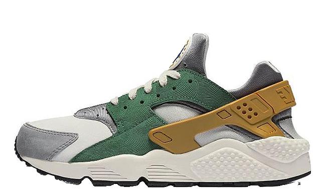 Nike Air Huarache Run SE Pine Green