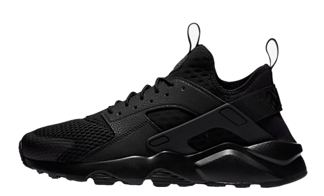 Nike Air Huarache Ultra BR Triple Black