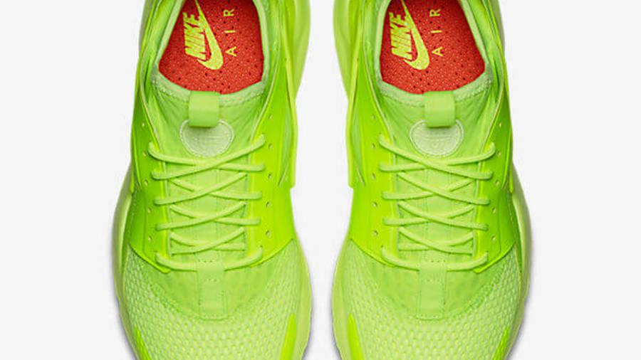 Nike Air Huarache Ultra BR Volt   Where To Buy   833147-700   The ...