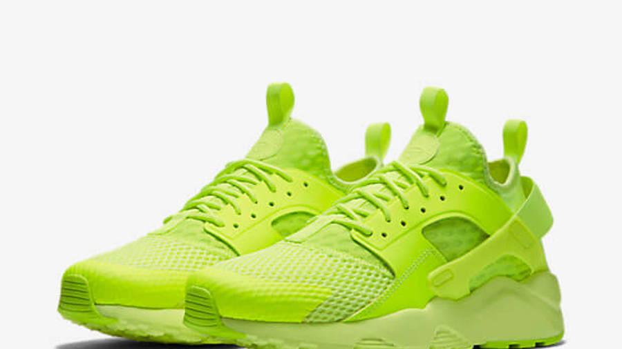 Nike Air Huarache Ultra BR Volt | Where