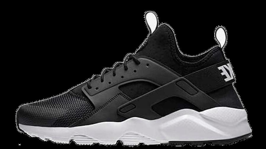 Nike Air Huarache Run Ultra Black White | Where To Buy | 819685 ...