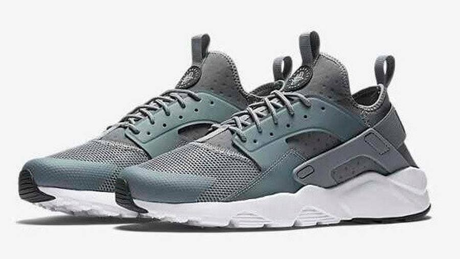 Nike Air Huarache Run Ultra Cool Grey   Where To Buy   819685-011 ...