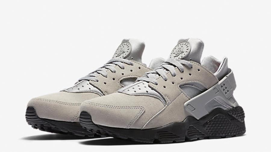Nike Air Huarache SE Matte Silver | Where To Buy | 852628-003 ...